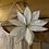 Thumbnail: Gold Edged Flower Wall Hanging