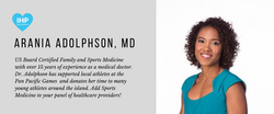 Adolphson MD  IHP Sports Medicine Guam.p