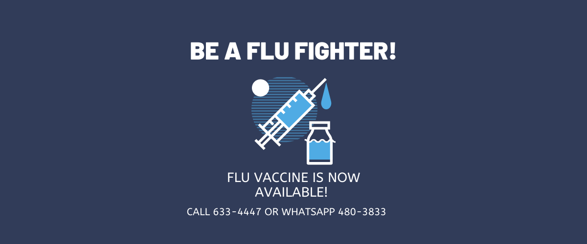 Be a flu fighter IHP Guam.png