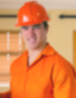 Handyman Orange Uniform