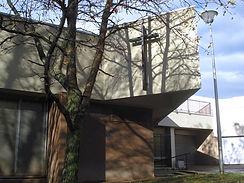 Eglise Quartier de Fonsala Saint Chamond