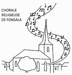 Chorale de Fonsala Eglise quartier de Fonsala Saint Chamond