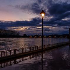 Inondation du Tarn à Moissac - 48