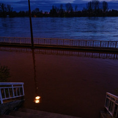 Inondation du Tarn à Moissac - 50