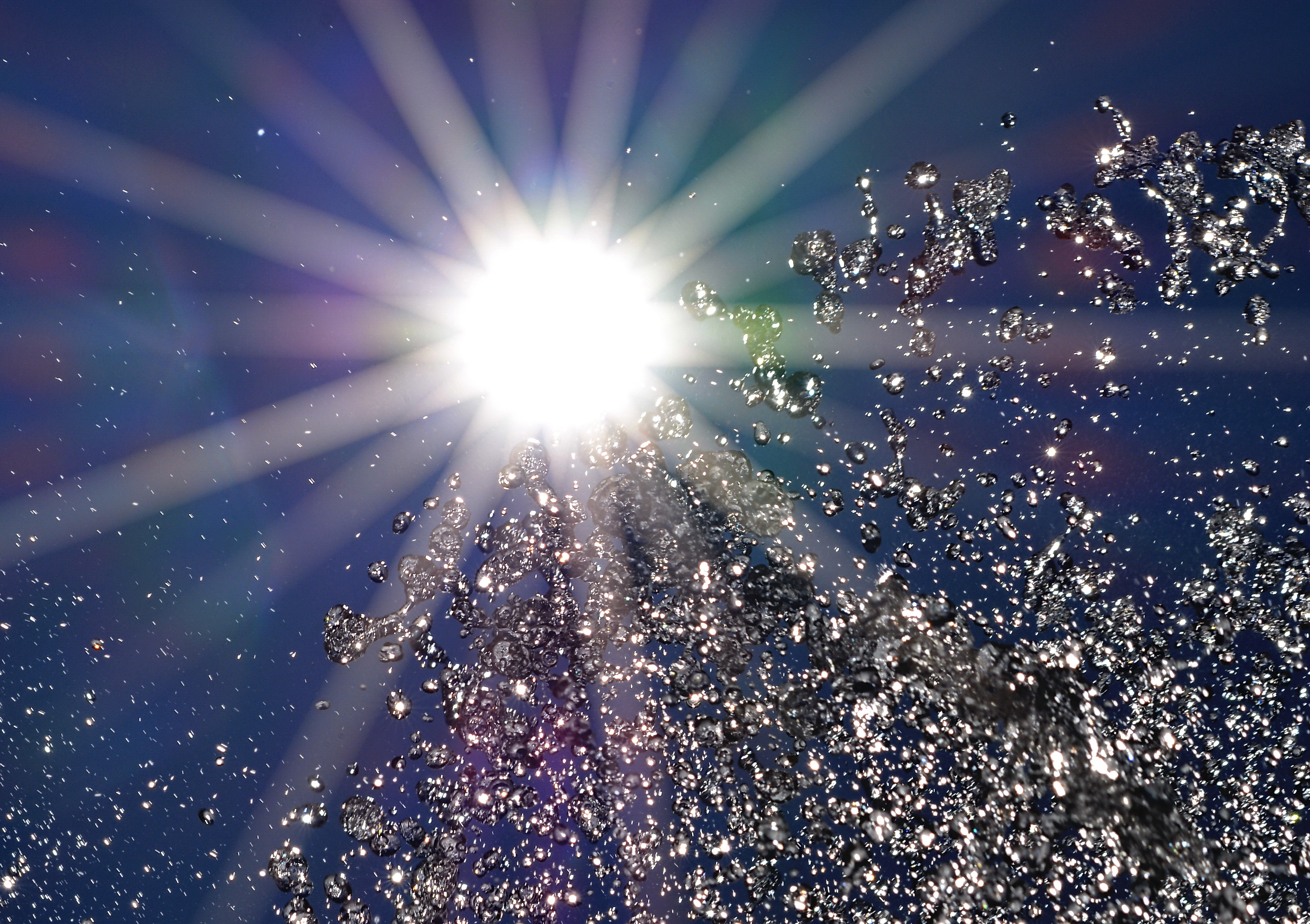Éteindre le soleil