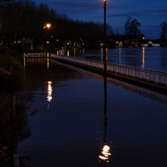 Inondation du Tarn à Moissac - 46