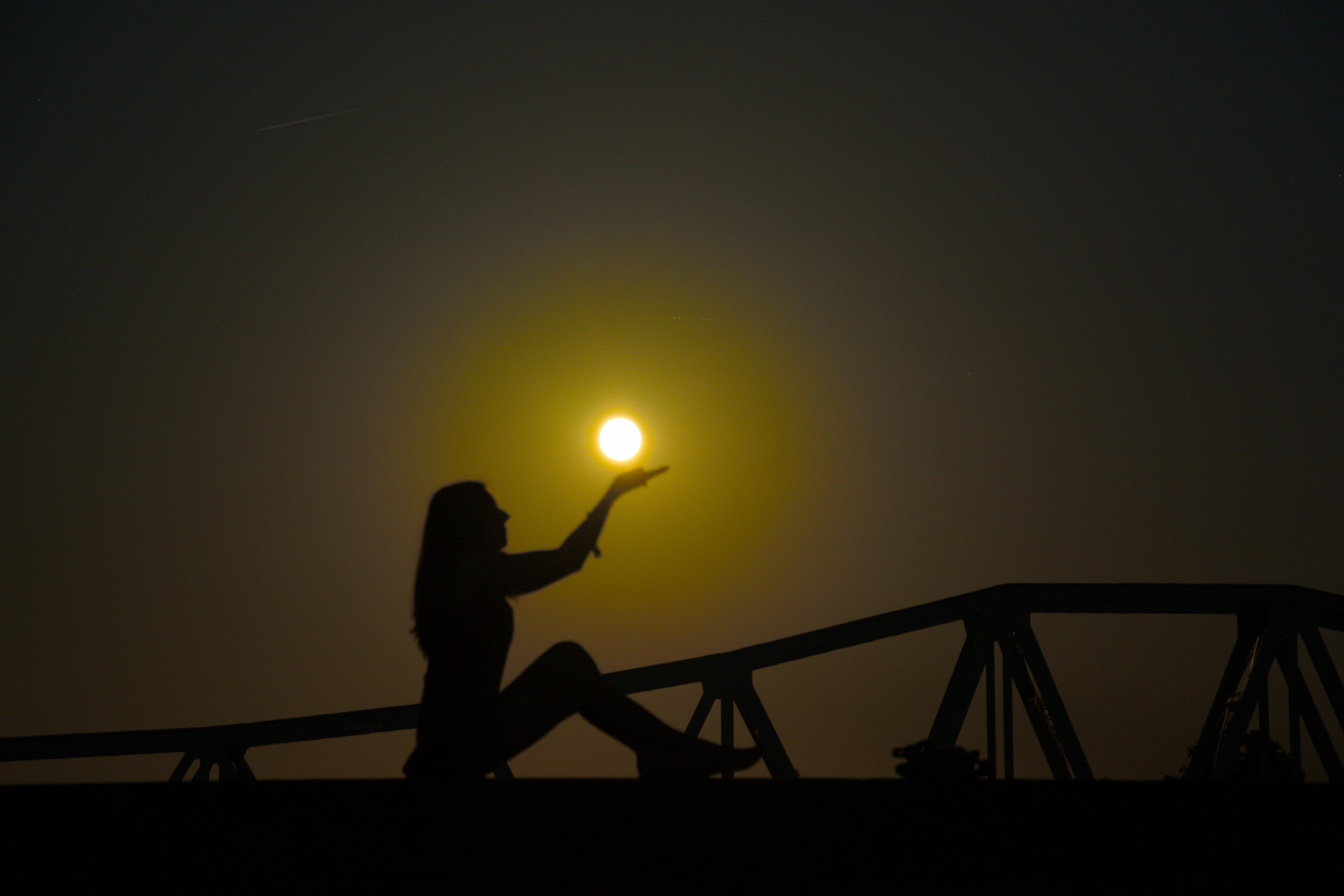 Les nuits de pleine lune