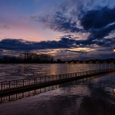 Inondation du Tarn à Moissac - 51