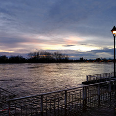 Inondation du Tarn à Moissac - 42