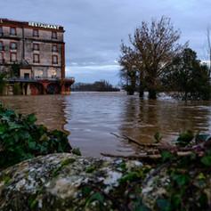 Inondation du Tarn à Moissac - 41