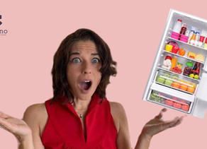 נמאס לכם מבלגן במקרר?  טיפים משני חיים למקרר מסודר!