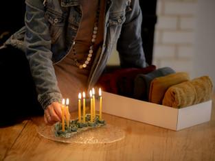 9 טיפים לבית מסודר במיוחד בחג החנוכה