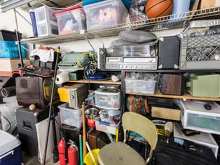 למה יש לנו כל כך הרבה חפצים ומה אפשר לעשות בנידון
