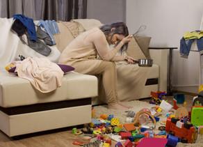 הטעות הגדולה ביותר בנוגע לבלגן ועומס בבית
