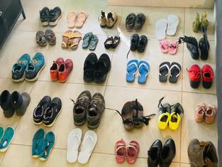 איך עושים סדר בנעליים שלב אחר שלב