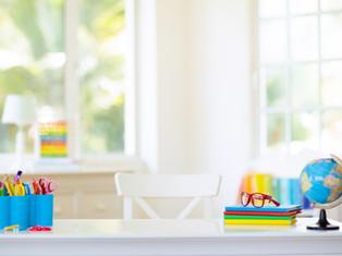 איך מארגנים את חדר הילדים לשנת לימודים חדשה