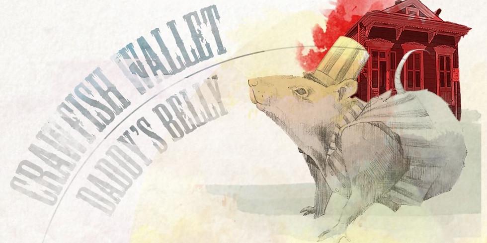 Crawfish Wallet chez l'habitant à Camblanes