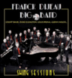 Franck Dijeau Big Band CD