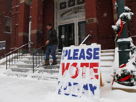Positive Politics – New Hampshire Primary