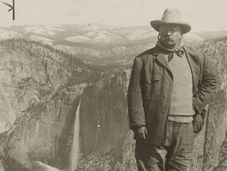 Addressing Crisis: In The Spirit Of Teddy Roosevelt…