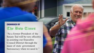 Bow Times Endorses Ted Gatsas for Executive Council