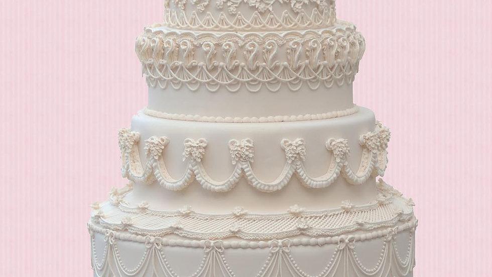 Chrisscrosses Mr And Mrs Infinity Symbol Of Forever Cake Topper