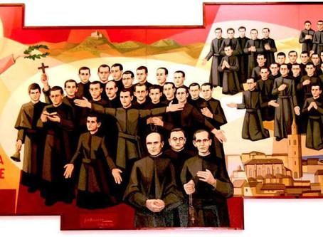 Ellos murieron gritando ¡Viva Cristo Rey!
