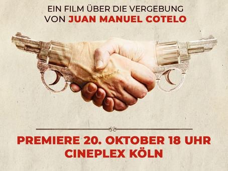 Hispanos en Colonia ¡Atención! El Film que convierte vidas se estrena este domingo.