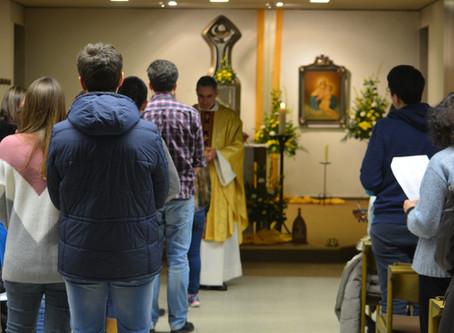 En Erfurt, el 1 de septiembre habrá   por primera vez misa católica en español ¡Te esperamos!