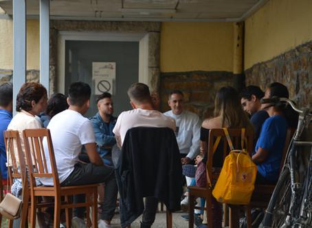 El encuentro de Verano y las experiencias vividas por jóvenes.