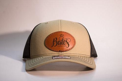 Bates Leather Co. Hat