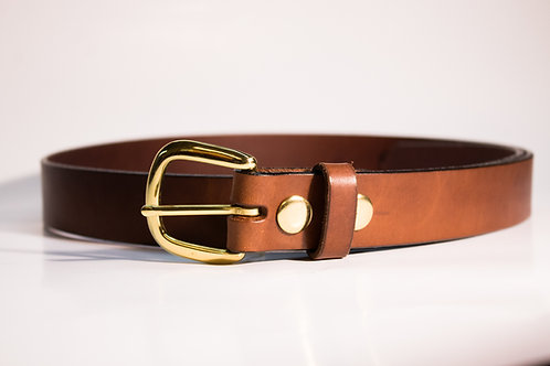 The Cattleman Belt (slim)