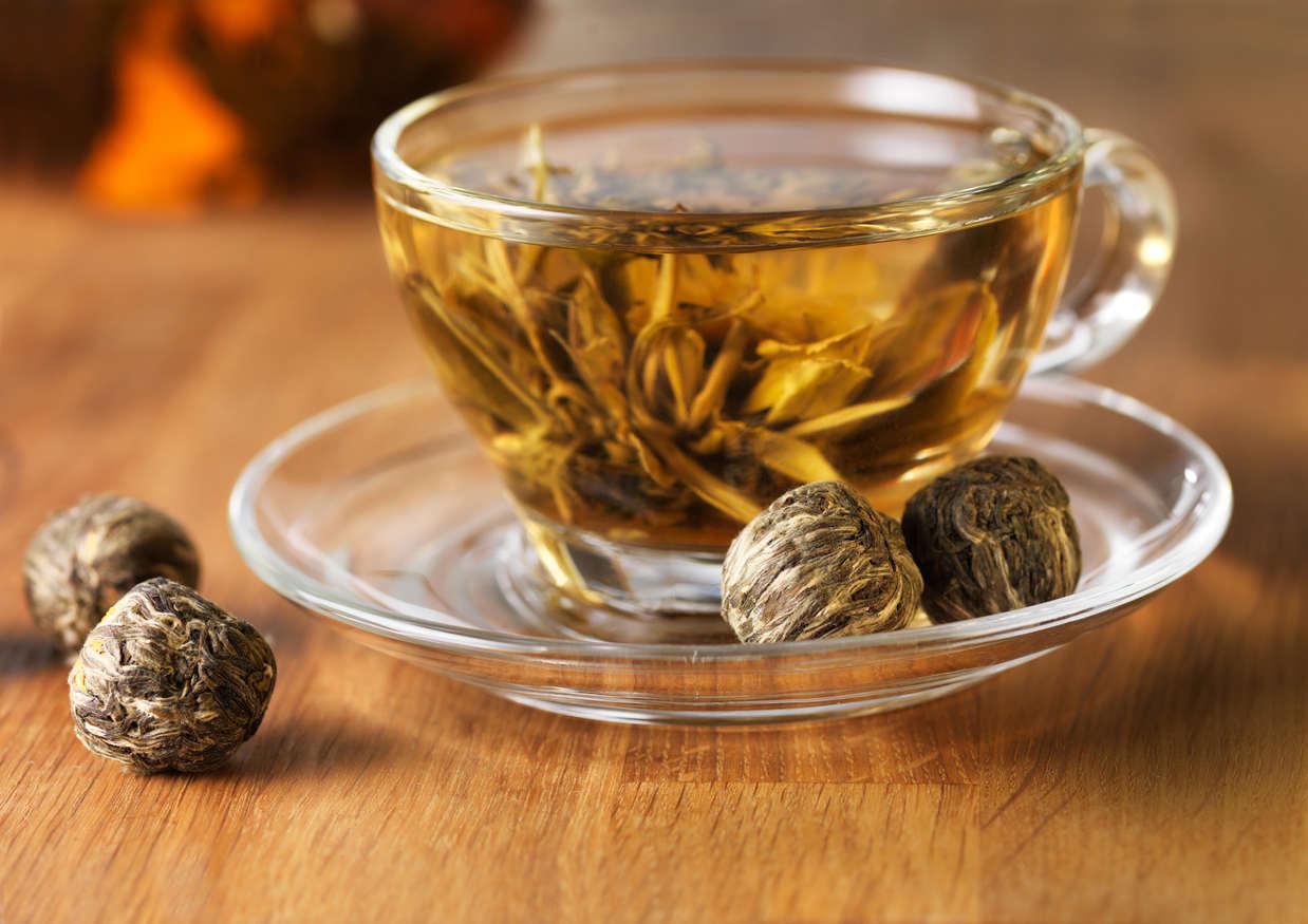 Blooming Tea Front