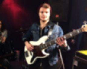 Tim Hocks bass