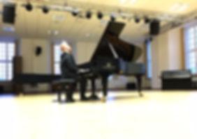 Tim Hock piano