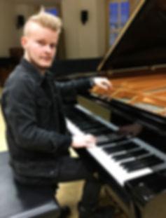 Tim Hocks Grand Piano