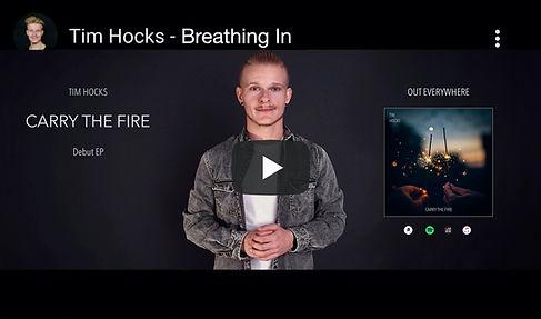 Tim Hocks Breathing In