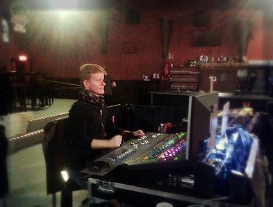 Tim Hocks live sound