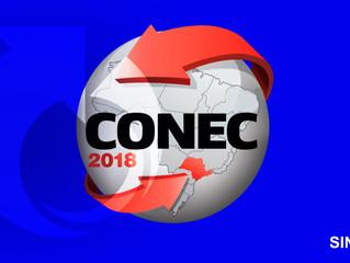 Sincor-RJ participa do XVII Conec