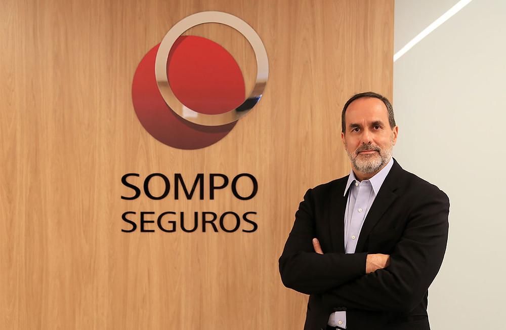 Alfredo Lalia Neto - SOMPO SEGUROS V