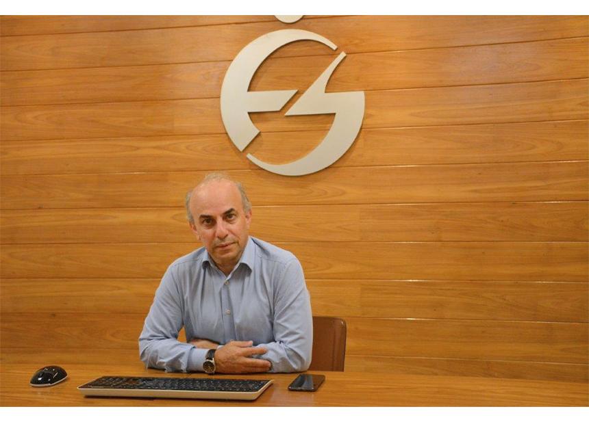 O novo diretor geral da Escola, Tarcísio Godoy.   Foto: Fernando Gonçalves.