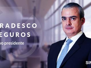 Vinicius Albernaz é o novo Presidente do Grupo Bradesco Seguros