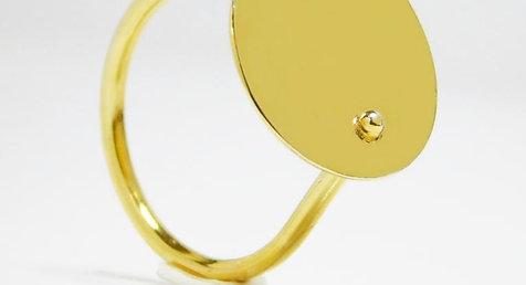 Inel Follow the Sun Gold Satellite
