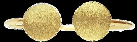 Bratara argint placat cu aur