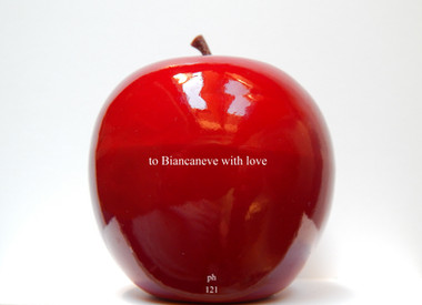 Ph 121 TO BIANCANEVE WITH LOVE