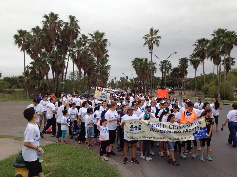 Walk for Child Abuse Prevention