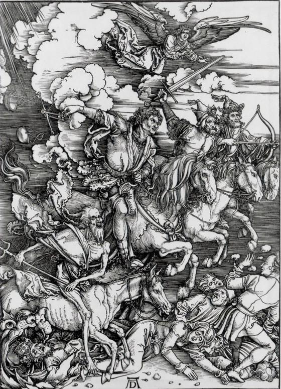 The 4 horsemen of the apocalypse: GDD