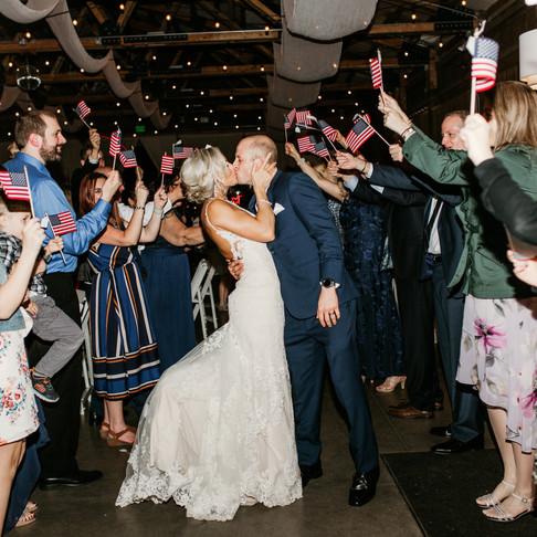 Ashley & Hayes Wedding