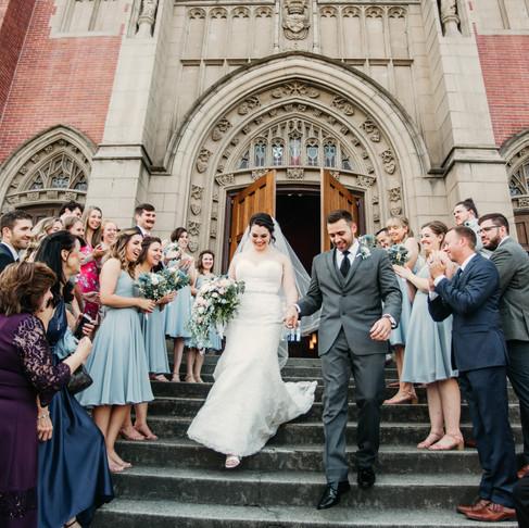 Caitlyn and Brandon's Wedding