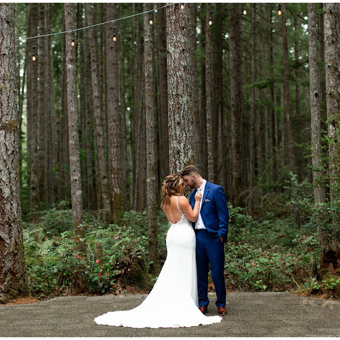 Alyssa and Kenneth's Wedding- Gold Mountain Golf